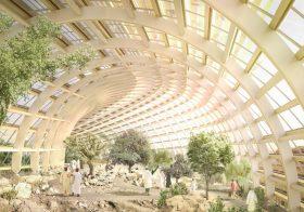 Works starts on 420 hectare Oman Botanic Garden