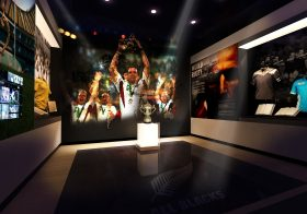 Mather & Co designs World Rugby Museum at Twickenham
