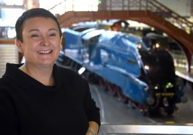 Judith McNicol appointed Director of the National Railway Museum