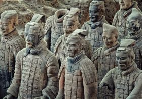 Liverpool's World Museum Terracotta Warriors exhibition to open