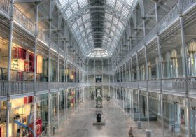 National Museum of Scotland Goes Live with 'Museum View' experience