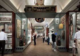 Horniman Museum and Gardens' new World Gallery opens on 29 June 2018