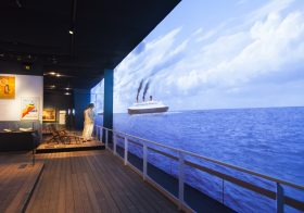 Sysco Help Re-imagine Golden Age of Ocean Travel at the V&A