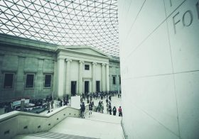 Invisible Insights for the British Museum: learning from TripAdvisor reviews