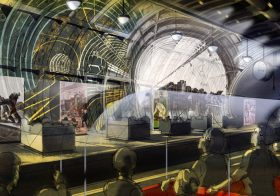 Postal Museum, London, UK – Haley Sharpe Design