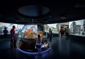 New Immersive Exhibitions at Historical Museum Frankfurt