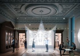 Royal Academy of Arts transformational redevelopment to open in May