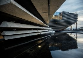 V&A Dundee Museum of Design announces opening date