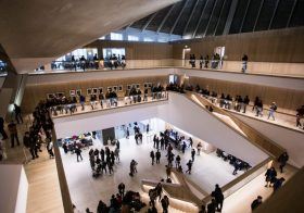 The Design Museum in London wins European Museum of the Year award