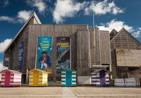 From Tattoos to Titanic –Exhibitions at National Maritime Museum, Cornwall