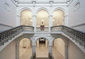 Royal Academy of Arts opens following transformational redevelopment