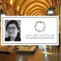 Manal Ataya, Director General of Sharjah Museums, speaking at Museum Ideas