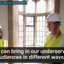 Rewriting the Rulebook: Engaging Museums with Underserved Audiences